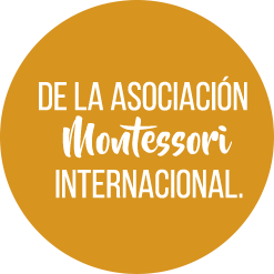 de la Asociación Montessori Internacional.